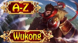getlinkyoutube.com-Wukong, Der Affenkönig - League of Legends A-Z