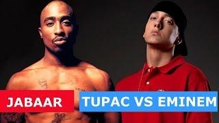 getlinkyoutube.com-2Pac VS Eminem - Hit em UP _1ON1