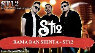 RAMA DAN SHINTA -  ST12 Karaoke