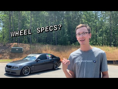 HOW TO GET PERFECT E90 FITMENT (STATIC)