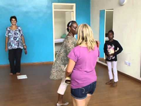 3- Wanayran-Wanny Angerer Music & Dance Therapy at Faraja 5/4/2014 Nairobi, Kenya.