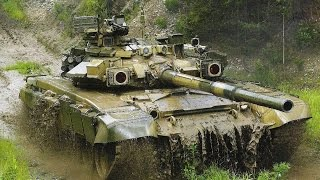 getlinkyoutube.com-2962 Армата, т-95, объект 640, Черный орел или The Black Eagle Tank
