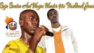 Buju Banton And Wayne Wonder 90s Flashback Jam Mix by djeasy width=