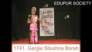 Dance by Gargi Situshna Borah