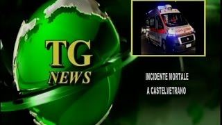 Tg News 22 Maggio 2017