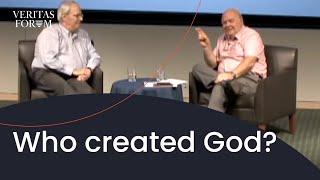getlinkyoutube.com-Who Created God? John Lennox at The Veritas Forum at UCLA