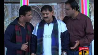 getlinkyoutube.com-New Stage Drama - RANGEELY - Saraiki Drama 2015 - Part 1