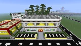 getlinkyoutube.com-Minecraft Shopping Centre