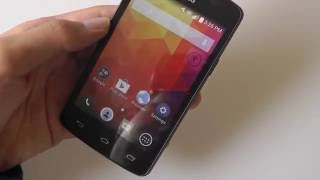 getlinkyoutube.com-REVIEW: LG Lucky TracFone Android Smartphone (L16C)