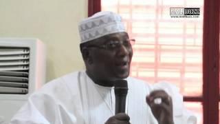 Intervention de Modibo Sidibe president de FARE AN KA WULLI au 1er Congres Ordinaire du MODEC