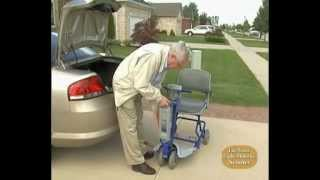 getlinkyoutube.com-Worlds Lightest Mobility Scooter