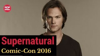 SDCC 2016: Jared Padalecki de Supernatural
