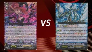 getlinkyoutube.com-Cardfight! Vanguard - Bluish Flame Liberators vs Shadow Paladin Witches