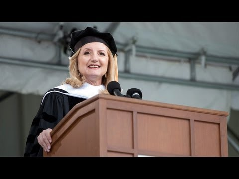 Arianna Huffington's 2013 Smith College Commencement Address