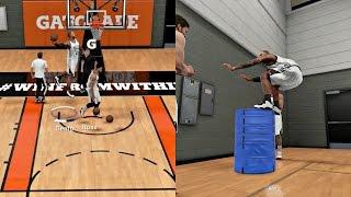 getlinkyoutube.com-POSTERIZING Derrick Rose at Practice! NBA 2K16 PS4 MyCAREER Ep. 36