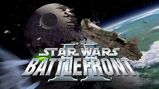 getlinkyoutube.com-Star Wars Battlefront 2 - Battle of Endor Mod Map