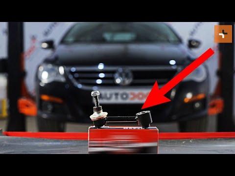 Navod: Ako vymenit tycka stabilizatora zadna na VW PASSAT CC 1