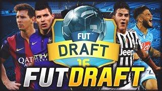 getlinkyoutube.com-TRIO Z ARGENTYNY! - FUT DRAFT FIFA 16