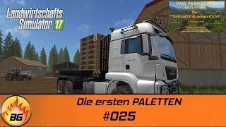 LS17 - Vall Farmer V3.0 #025 | Die ersten PALETTEN sind bereit | Let's Play [HD]