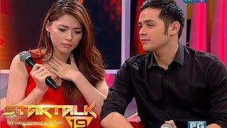 getlinkyoutube.com-Kylie Padilla at Martin de Rosario, may rebelasyon tungkol sa kanilang mga pamilya