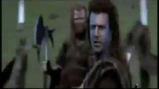 william wallace (1eme partie) version algérienne algérie Vs egypte.flv