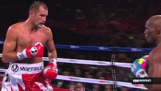 getlinkyoutube.com-Bernard Hopkins vs. Sergey Kovalev: HBO World Championship Boxing Highlights