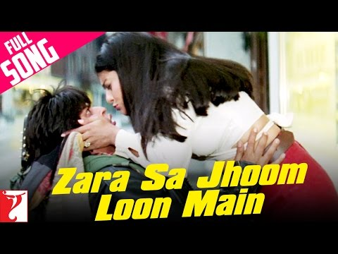 """Zara Sa Jhoom Loon Main"" - Song - DILWALE DULHANIA LE JAYENGE"
