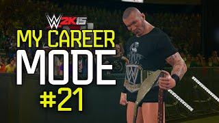 "getlinkyoutube.com-WWE 2K15 My Career Mode - Ep. 21 - ""WORLD TITLE MATCH!"" [WWE MyCareer XBOX ONE / PS4 Part 21]"