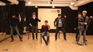 "getlinkyoutube.com-TEEN TOP(틴탑) - ""쉽지않아 (Missing)"" Dance Practice Ver. (Mirrored)"