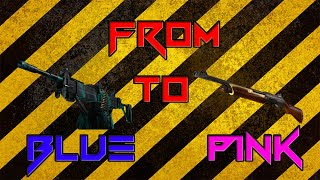 getlinkyoutube.com-★ CS GO : From Blue Skins to Pink Skins : Trade Up Contract