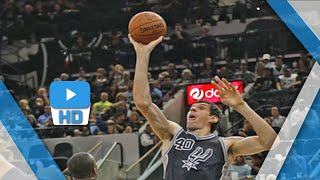 getlinkyoutube.com-Boban Marijanovic Nba Debut Highlights vs Nets 6 pts,5 reb
