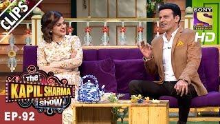 Taapsee Pannu and Manoj Bajpayee speak about 'Naam Shabana' -The Kapil Sharma Show - 25th Mar, 2017
