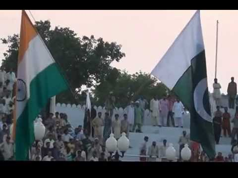 Wagah border Ceremony full video (India-Pakistan border at attari) by Sanjay Kumar Singh, Jaipur