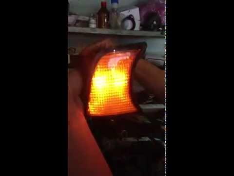 Двухконтактная лампа и патрон flosser bmw e34