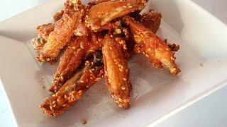 ปีกไก่ทอดน้ำปลา สั้น ง่าย ใช้เวลาน้อย อร่อยโคตร
