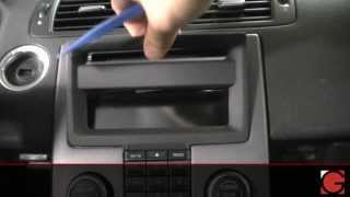 GROM MST3: Volvo S40 2006 2007 2008 2009 2010 USB Bluetooth iPhone Android Adapter Installation