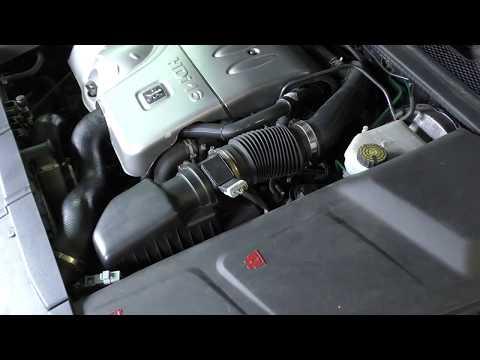 Где находится в Lancia Kappa датчик распредвала