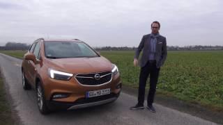 2016 Opel Mokka X Infotainment - Navi 900 IntelliLink - OnStar - R 4.0 - myOpel - CarPlay - Test