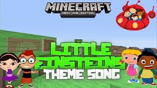 getlinkyoutube.com-Little Einsteins Theme Song - Minecraft Xbox One Noteblock Song