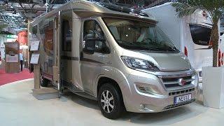 getlinkyoutube.com-Bürstner Nexxo T 728 Autocamper (2015 Model) - Caravan salon 2014