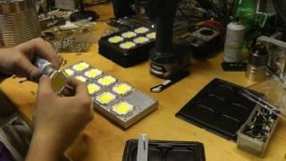 getlinkyoutube.com-1kW water cooled LED build - Part 1