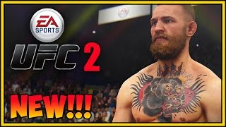 getlinkyoutube.com-EA Sports UFC 2 Beta Gameplay 2016 - Knockouts, Submissions & Features (UFC 2 Gameplay)