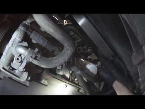 Где находится в Volkswagen Туарег датчик скорости