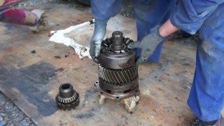getlinkyoutube.com-Rockwell 46-160 power divider removal