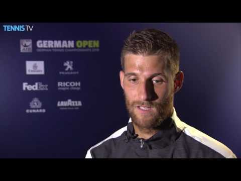 Klizan Reflects On Winning Hamburg 2016