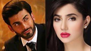 Fawad Khan & Mahira Khan's Romantic Lux Ad !