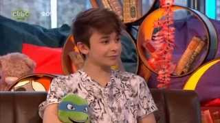 getlinkyoutube.com-Bars and Melody: Leo vs Akai Rap Battle (Friday Download, 15/5/15)