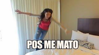 getlinkyoutube.com-Lesslie: POS ME MATO en Miami   Primer día en Miami Florida   Los Polinesios Vlogs #Posmemato
