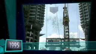 Petronas Twin Towers - Milestones