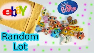 getlinkyoutube.com-LPS 5 Random Bobbleheads EBAY Littlest Pet Shop Lot Mystery Surprise Pets Haul Review Unboxing